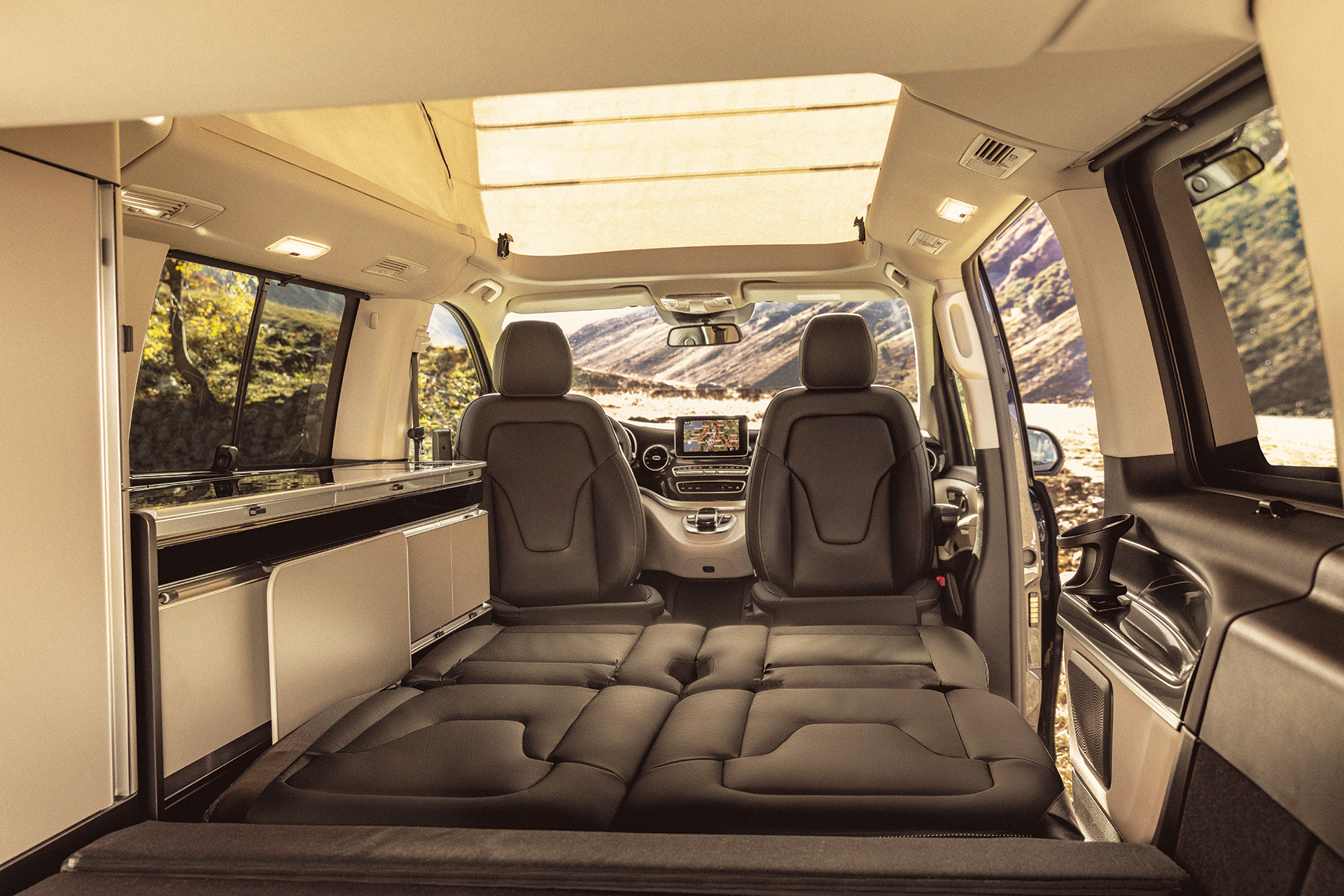 Der neue Mercedes-Benz Marco PoloThe new Mercedes-Benz Marco Polo
